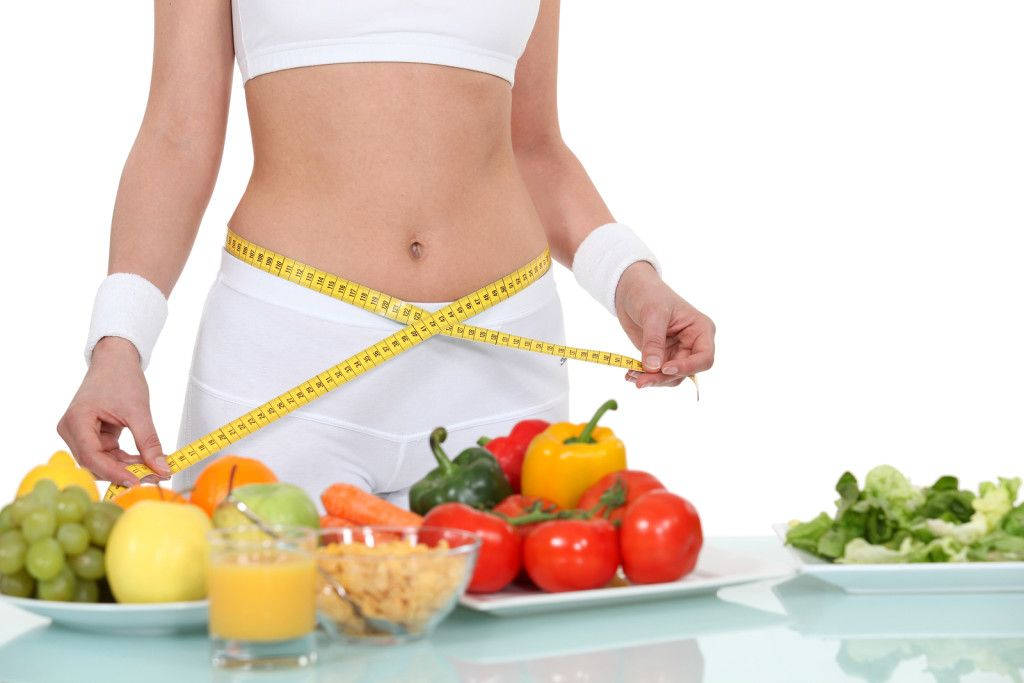 bajar la grasa abdominal en una semana