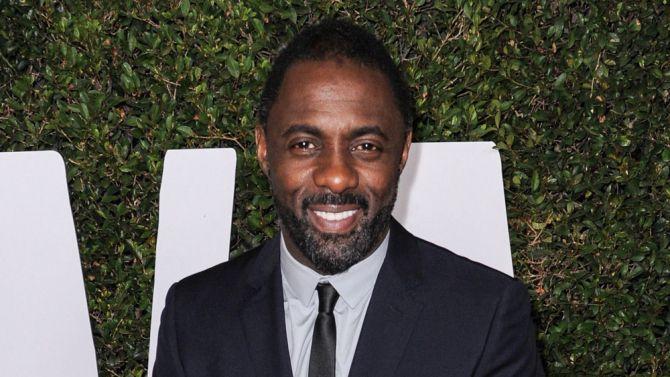 Idris Elba, otro de los favoritos. Foto de Rex