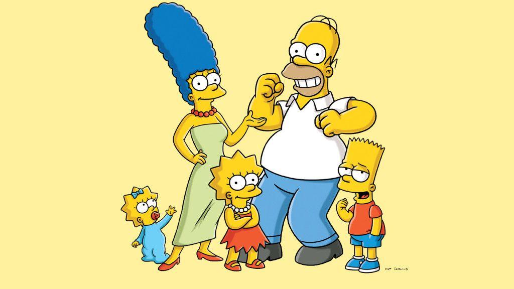 The Simpsons es la serie animada más importante en la historia