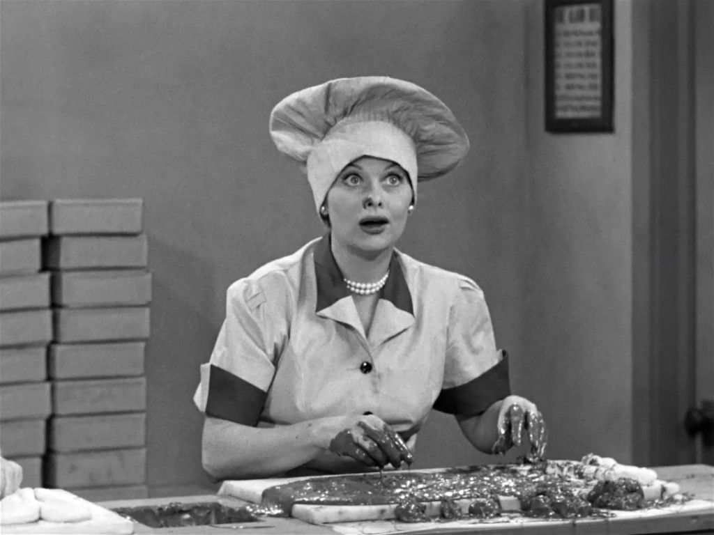 I Love Lucy la primer serie filmada en 35 mm.