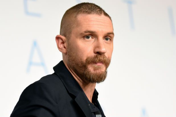 ¿Será Tom Hardy el nuevo James Bond? Foto de The Wrap
